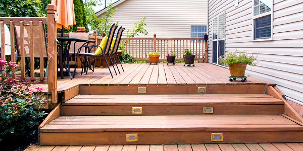 Eugene Oregon Decking Company Photo